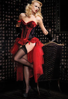 Valentina Corset And Skirt