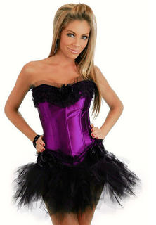 Corset And Tutu