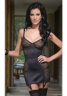 Leopard Look Chemise