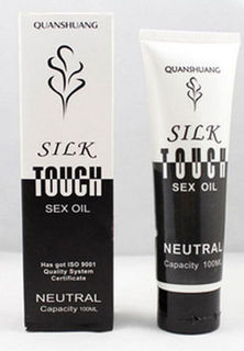 Silk Touch Lube