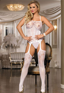 Bridal Body Stocking