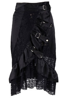 Steampunk Gypsy Skirt