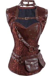 Steampunk And Jacket Set