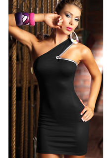 Zipper Club dress