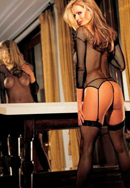 Three Piece Body Stocking