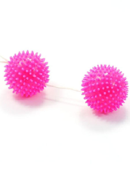Soft Spiky Balls