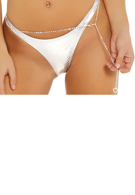 Rhinestone Belly Chain